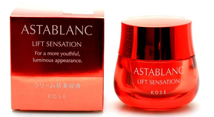 コーセー 美容液 「アスタブラン リフトセンセーション」 高濃度アスタキサンチンS配合