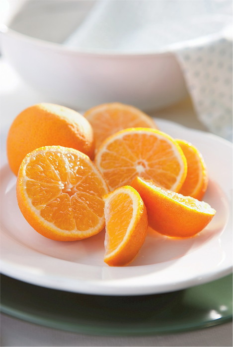 オレンジ マンダリン