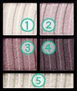 Visee ヴィセ シマーリッチ アイズ PU-5 パープル系 クチコミ・レビュー アイシャドウの色
