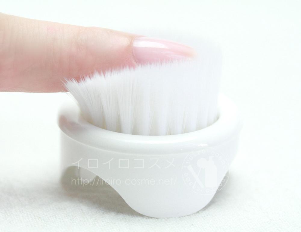 洗顔美容器 濃密泡エステ EH-SC65 パナソニック 口コミレビュー 洗顔ブラシ(ソフトタイプ)