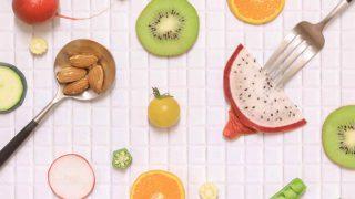 美白効果がある食べ物と栄養素